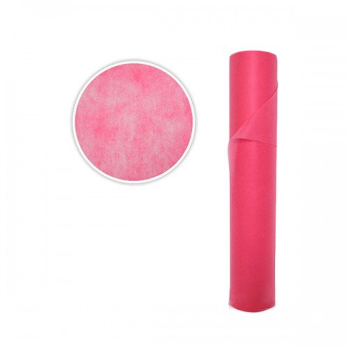 Розови еднократни чаршафи модел SDP135 от TNT 20 грама/58 см