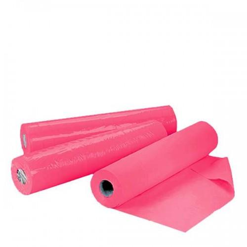 Еднократни чаршафи от нетъкан текстил в розов цвят 60 см или 70 см