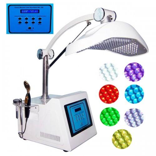 Уред за фотодинамична терапия с LED система