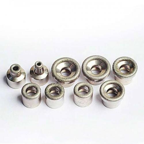 Накрайници за диамантено микродермабразио - 3 накрайника и 9 глави