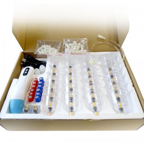 Уред за козметична терапия с вендузи модел 126D