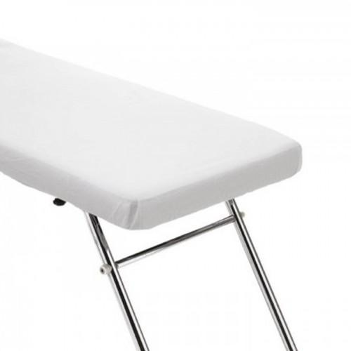 Чаршафи за масажно легло с ластик от нетъкан пропилен - 10 броя
