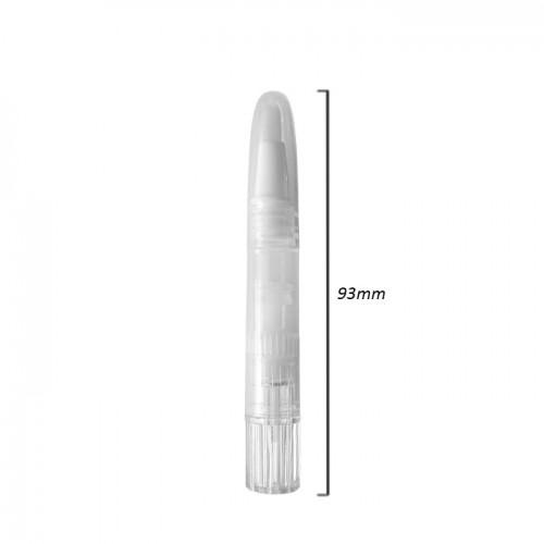 Компактен контейнер за съхранение на масла за нокти, гел за кожички или балсам за устни