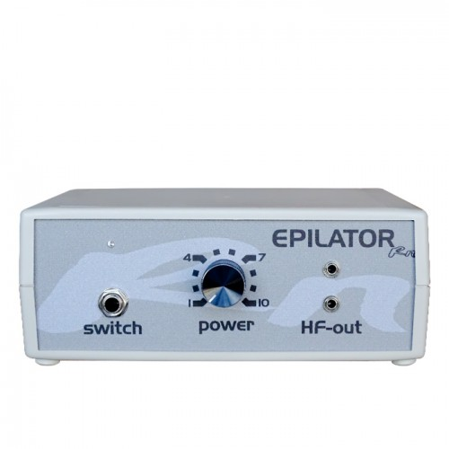 Електрическа пинсета и игла - епилатор