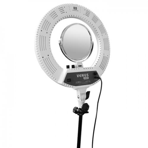Ринг лампа с огледало модел Venus V48C