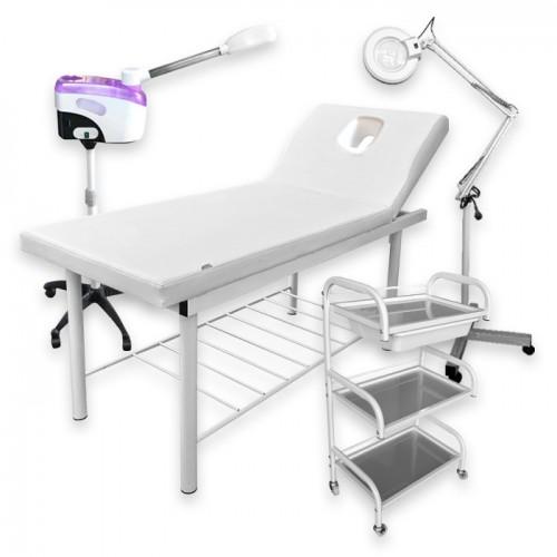 Козметичен комплект от уреди и комбинирано легло Perfect Therapy